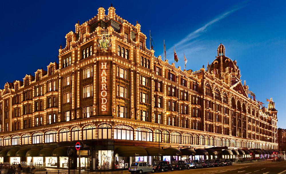 Retail Therapy – Department Store to Online Shopping