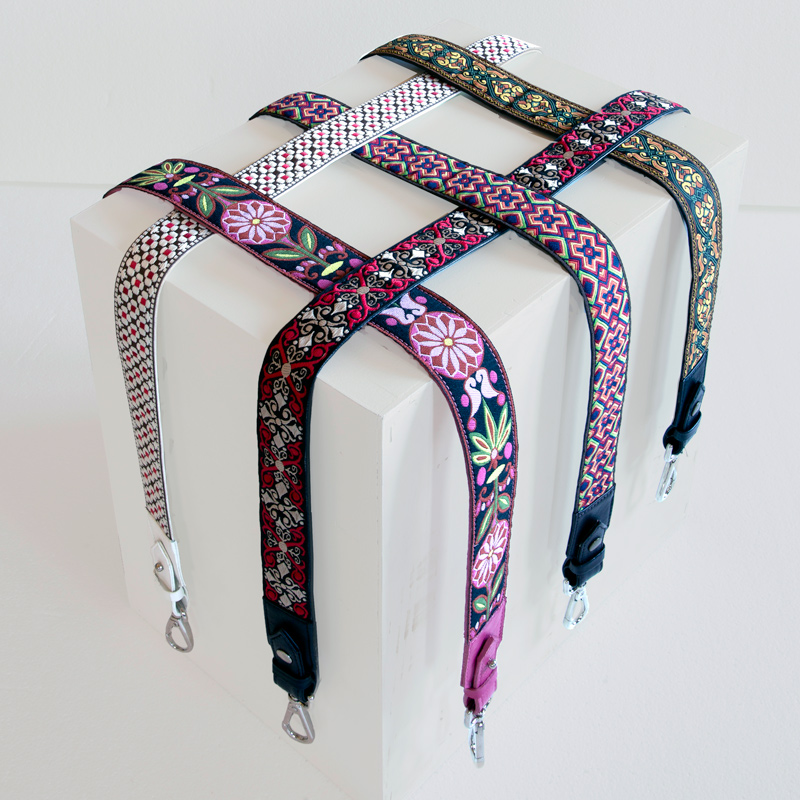 Braid straps to add to your bag